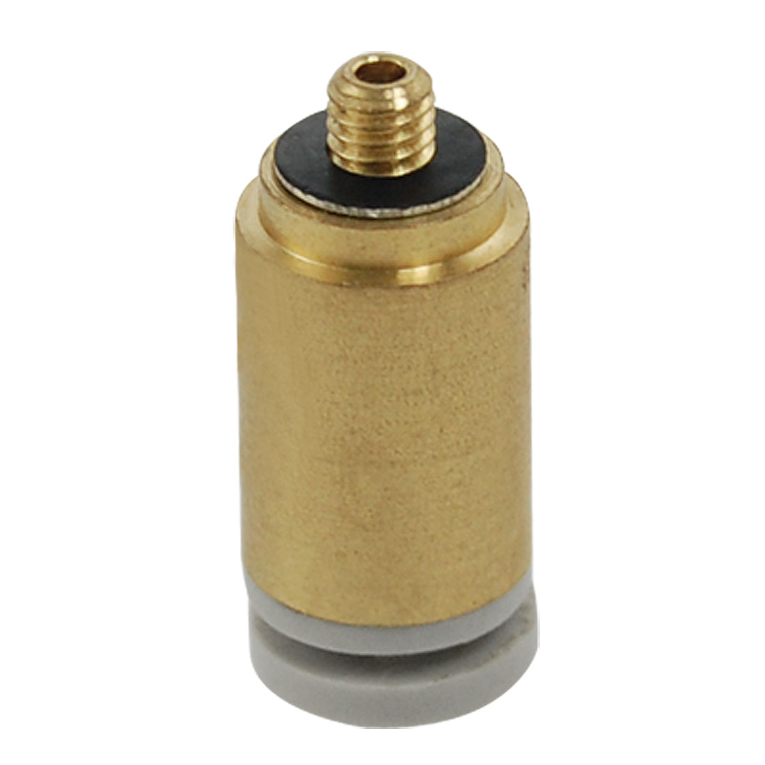 "PC4-M3 Pneumatic 3/16"" Push in Quick Fitting Tube Connector"