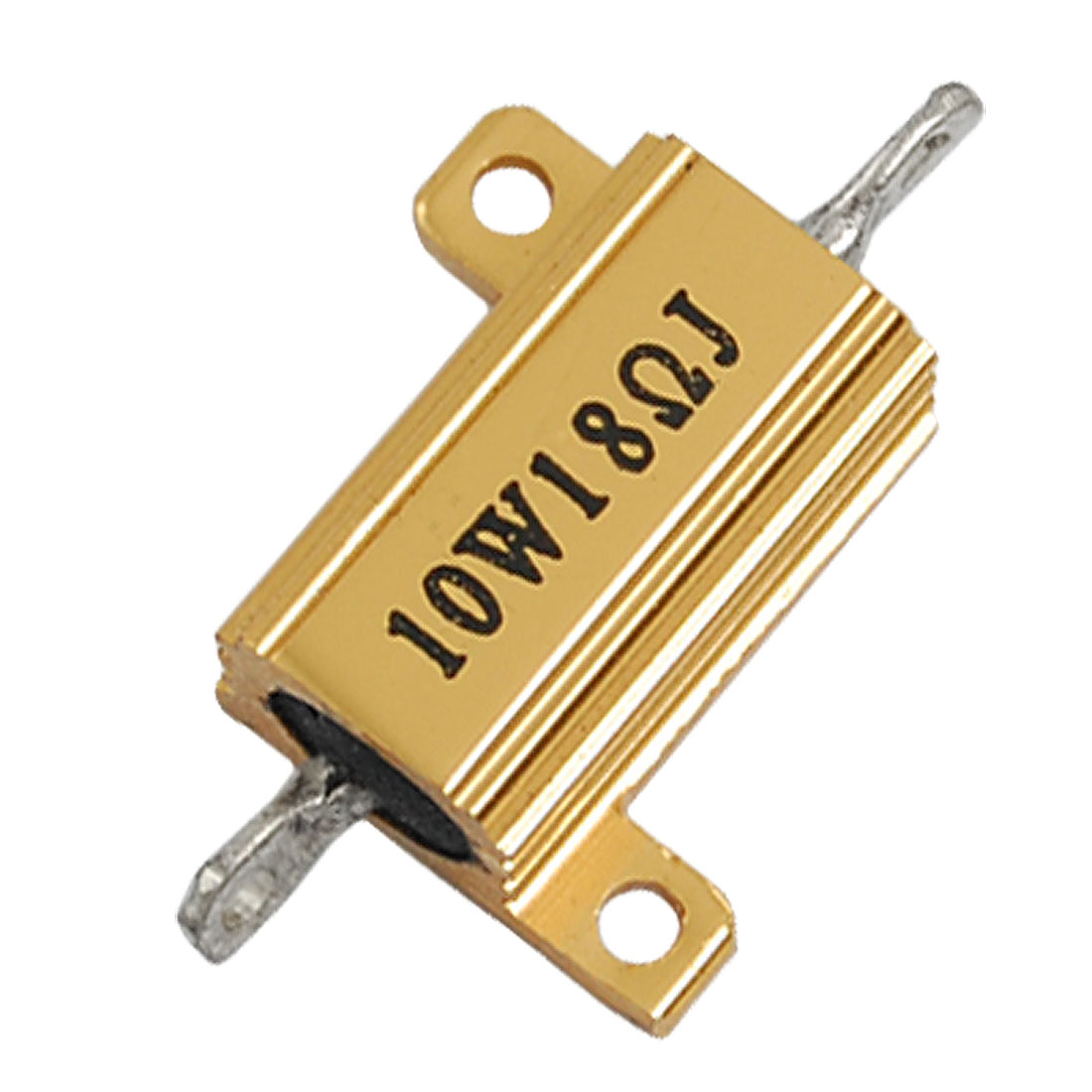 Screw Tabs 5% 18 Ohm 10W Power Aluminum Resistor Resistance