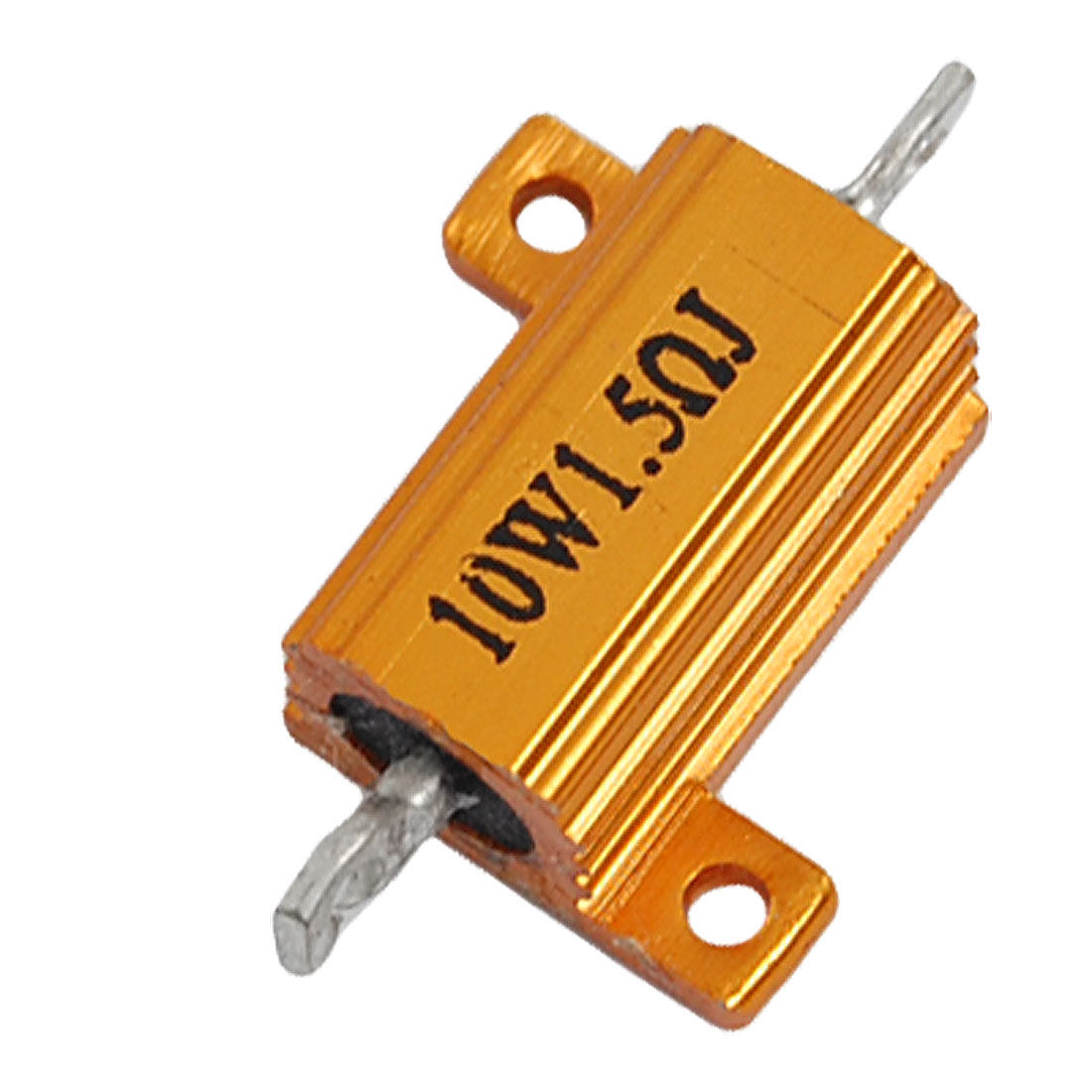 10W Power 5% 1.5 Ohm Resistance Value Aluminum Casing Resistor