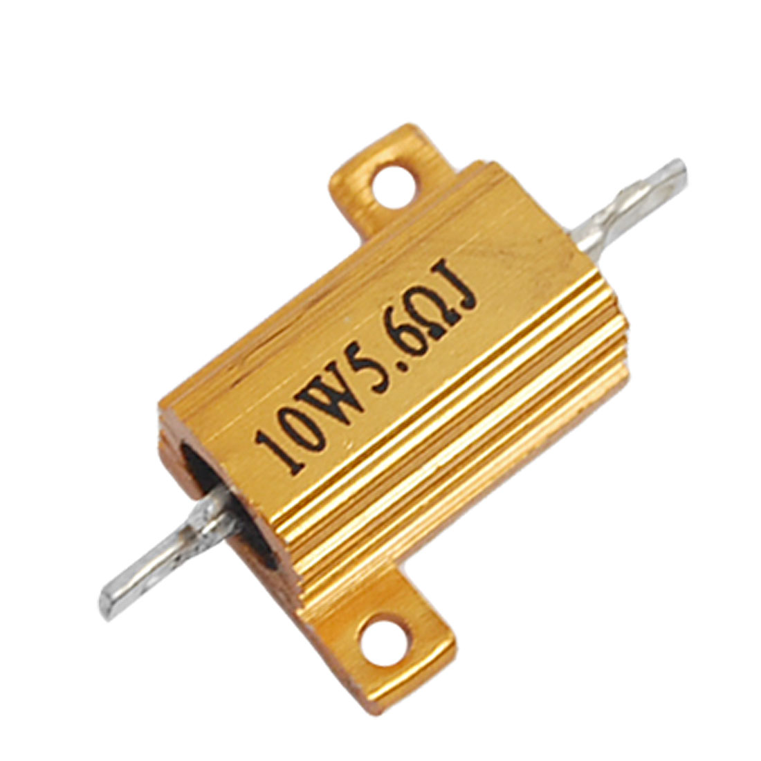 10W Power 5% 5.6 Ohm Resistance Value Aluminum Housed Resistor