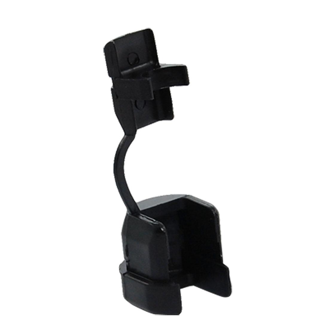 500 Pcs 6N-4 Black Nylon Round Wire Type Strain Relief Bushing