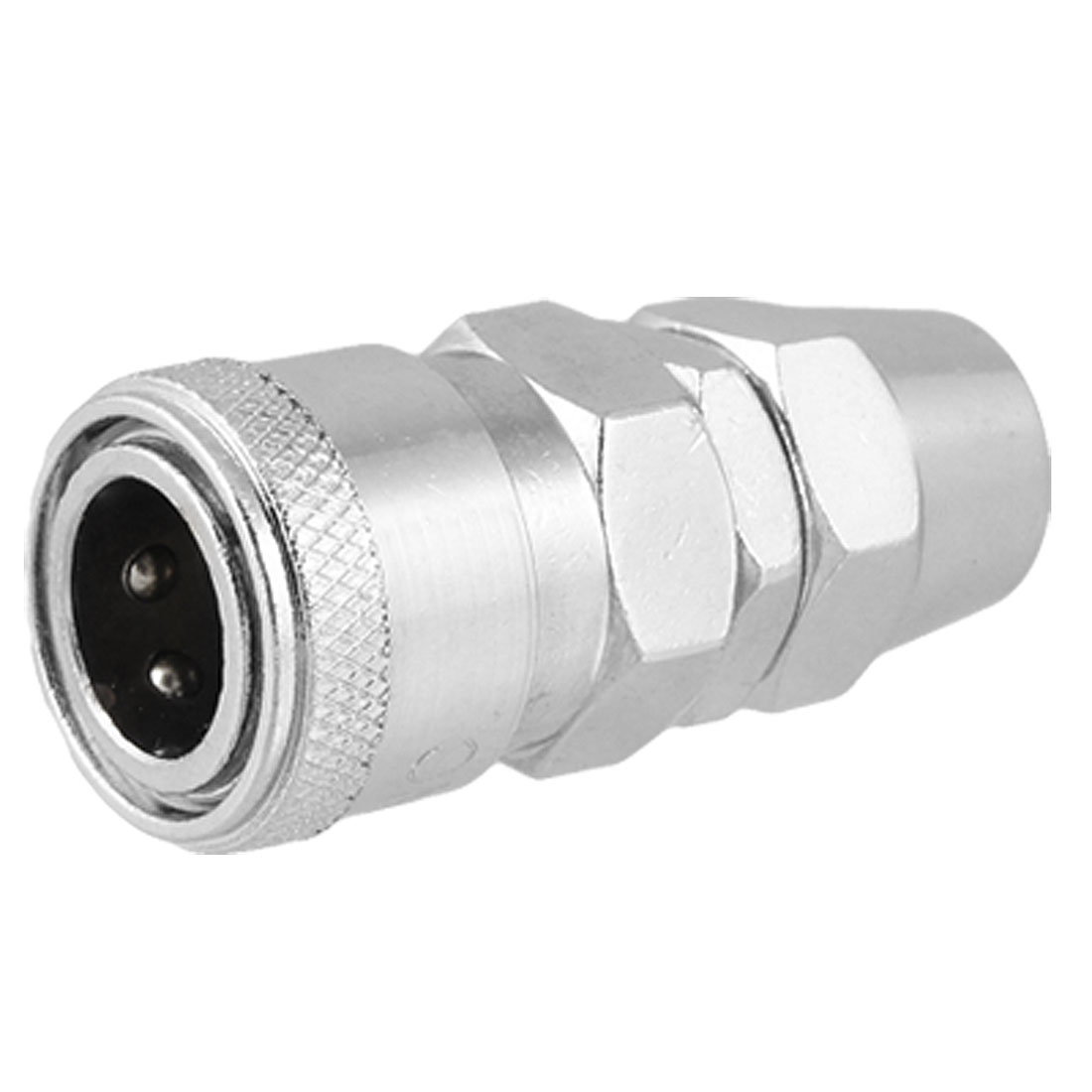 SP-40 Pneumatic Pipe Connector 9 x 12mm Metal Qucik Coupler