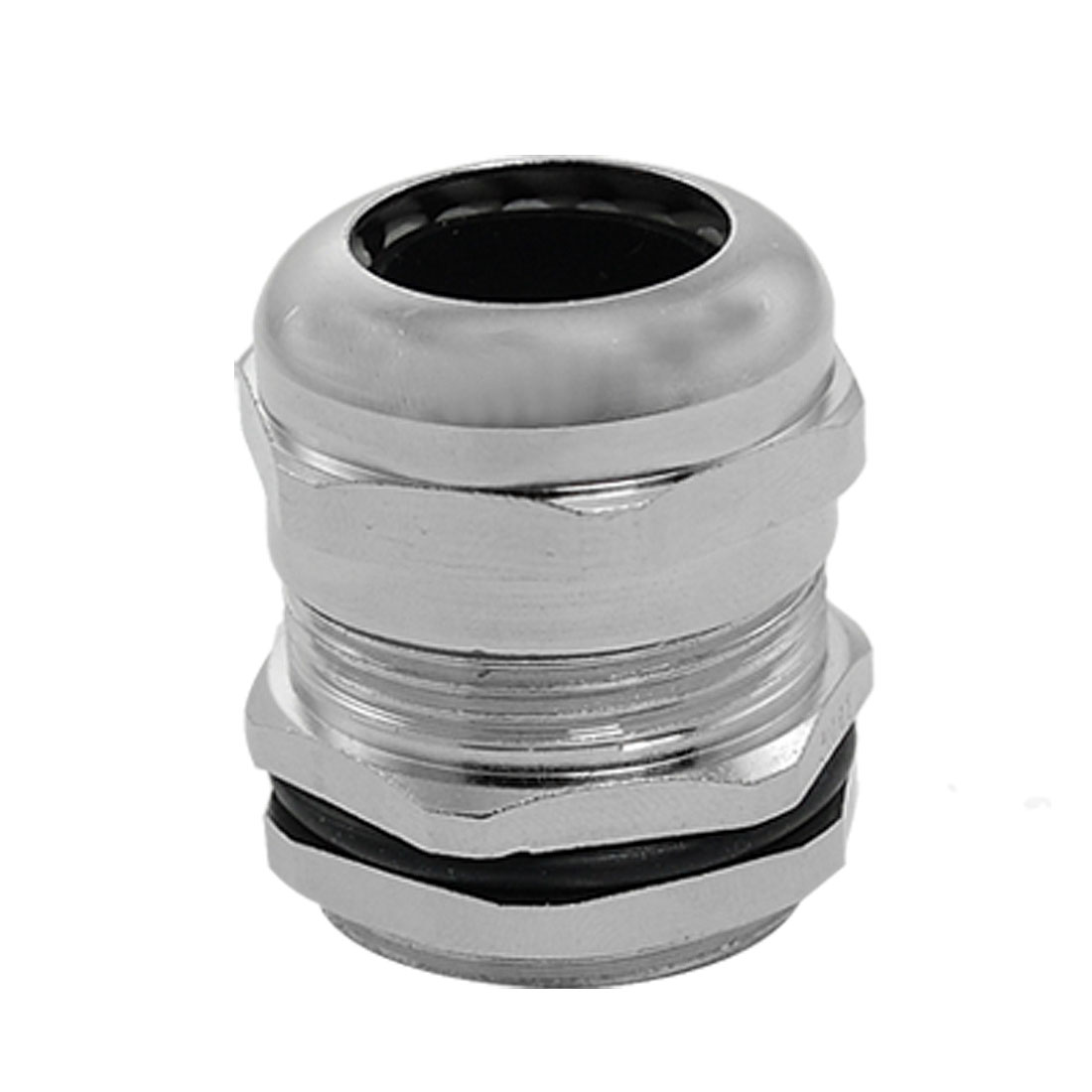 13-18mm Dia Cables PG21 Waterproof Stainless Steel Gland Connector