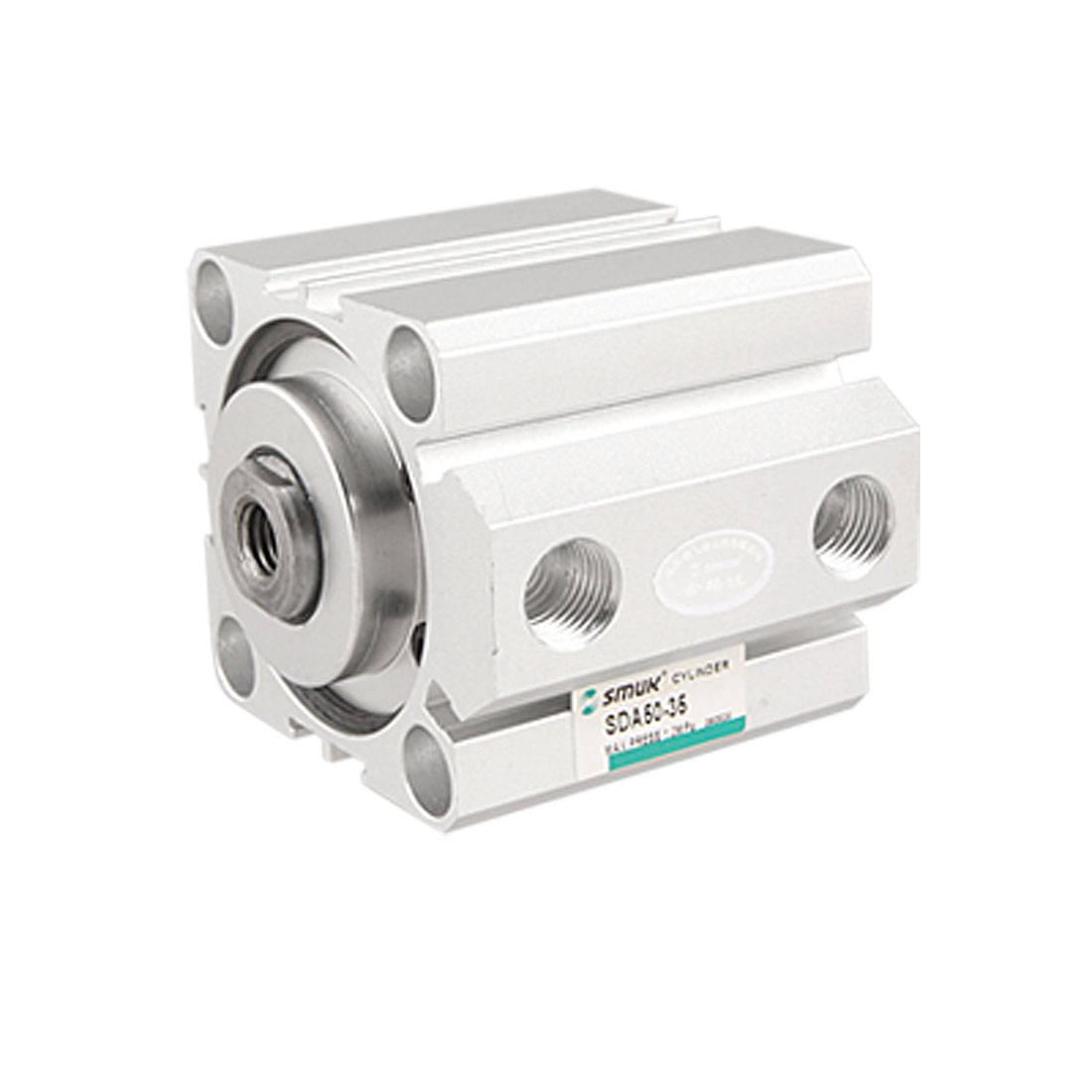 50mm Bore 35mm Stroke Compact Air Cylinder SDA 50x35