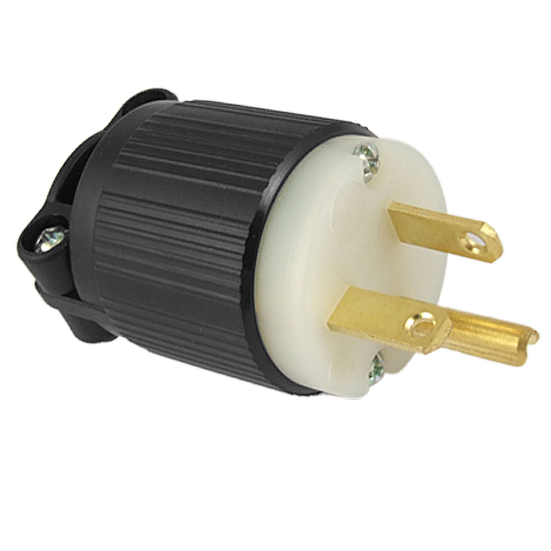 J-726 AC 250V 20Amp Straight Male Electrical Plug Nema 6-20P
