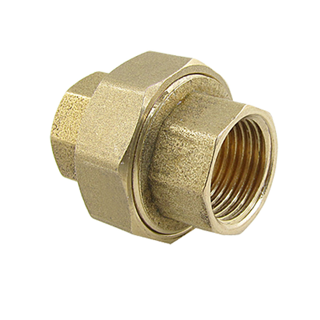"3/4"" Female to Female Thread Reducer Pipe Adapter Fitting"