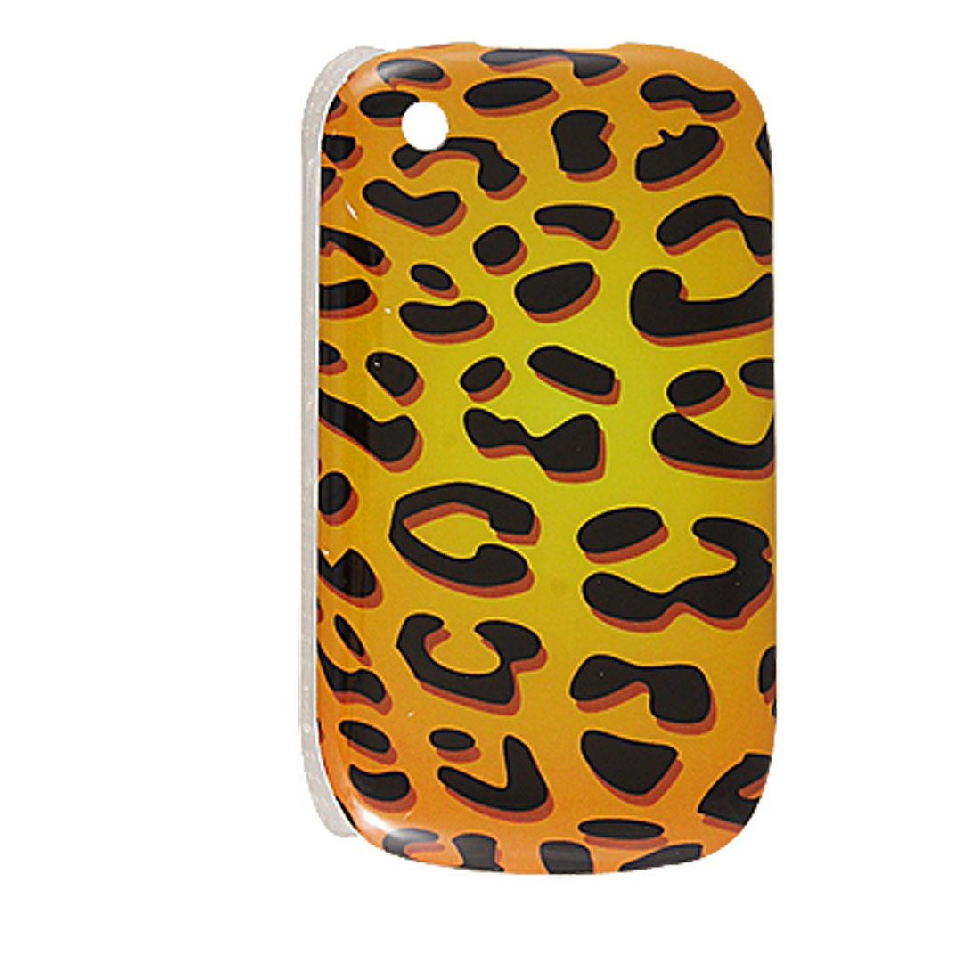 Leopard Prints IMD Hard Plastic Back Case Cover for BlackBerry 8520