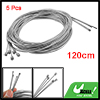 5 Pcs Replacement Bicycle Bike Hand Brake Cable Wire Kit