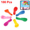 Birthday Wedding Party Banquet Decoration Latex Balloons Assorted Color 100 Pcs
