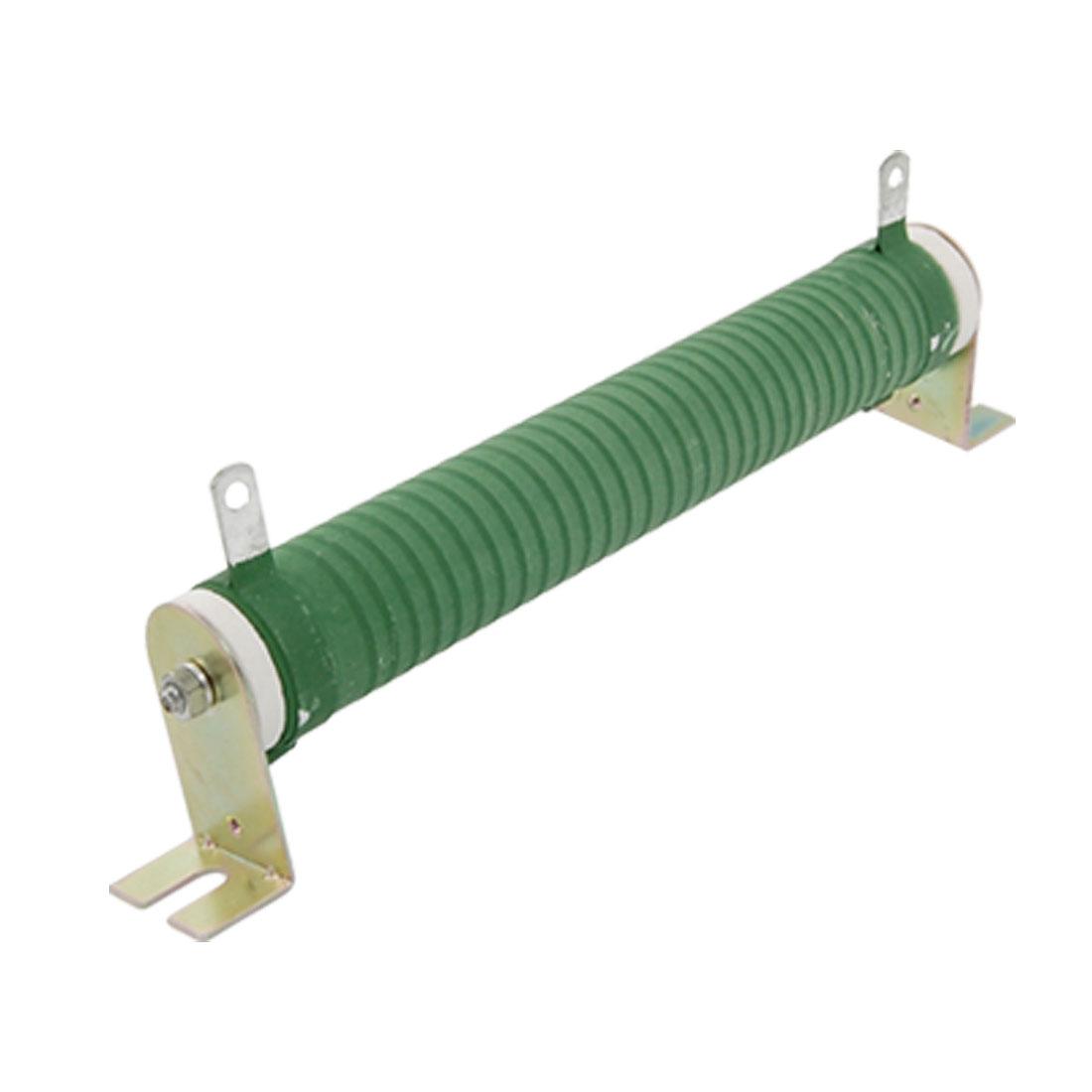 Ceramic Tube 100W 15 Ohm Wire Wound Resistor 100 Watts