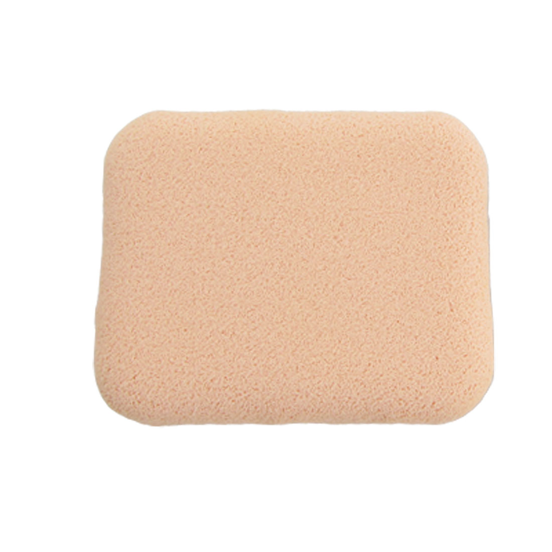 Ladies Face Sponge Makeup Cosmetic Retangle Powder Puff 2 Pcs