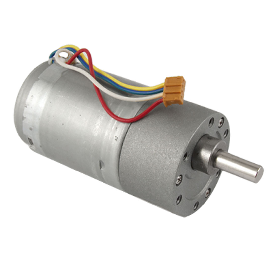 200RPM 12V 0.13A High Torque Electric DC Geared Motor 37mm