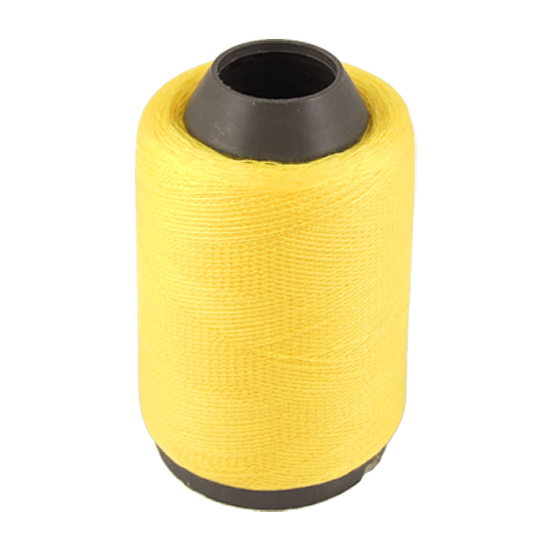Tailoring Yellow Cotton Sewing Thread Reel String Spool