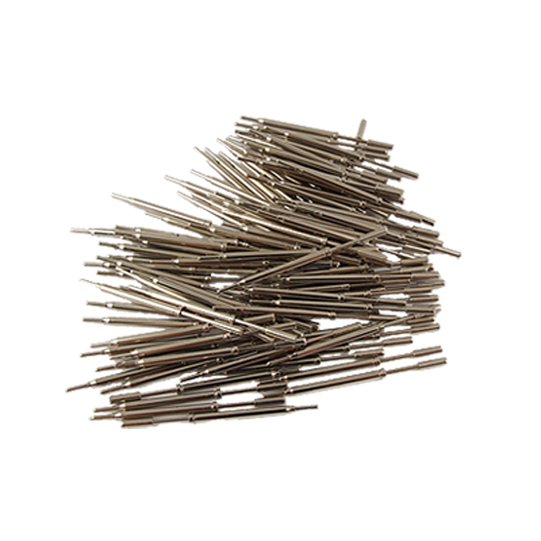 100 Pcs 1.9mm Serrated Tip Knurled Spring Test Probe