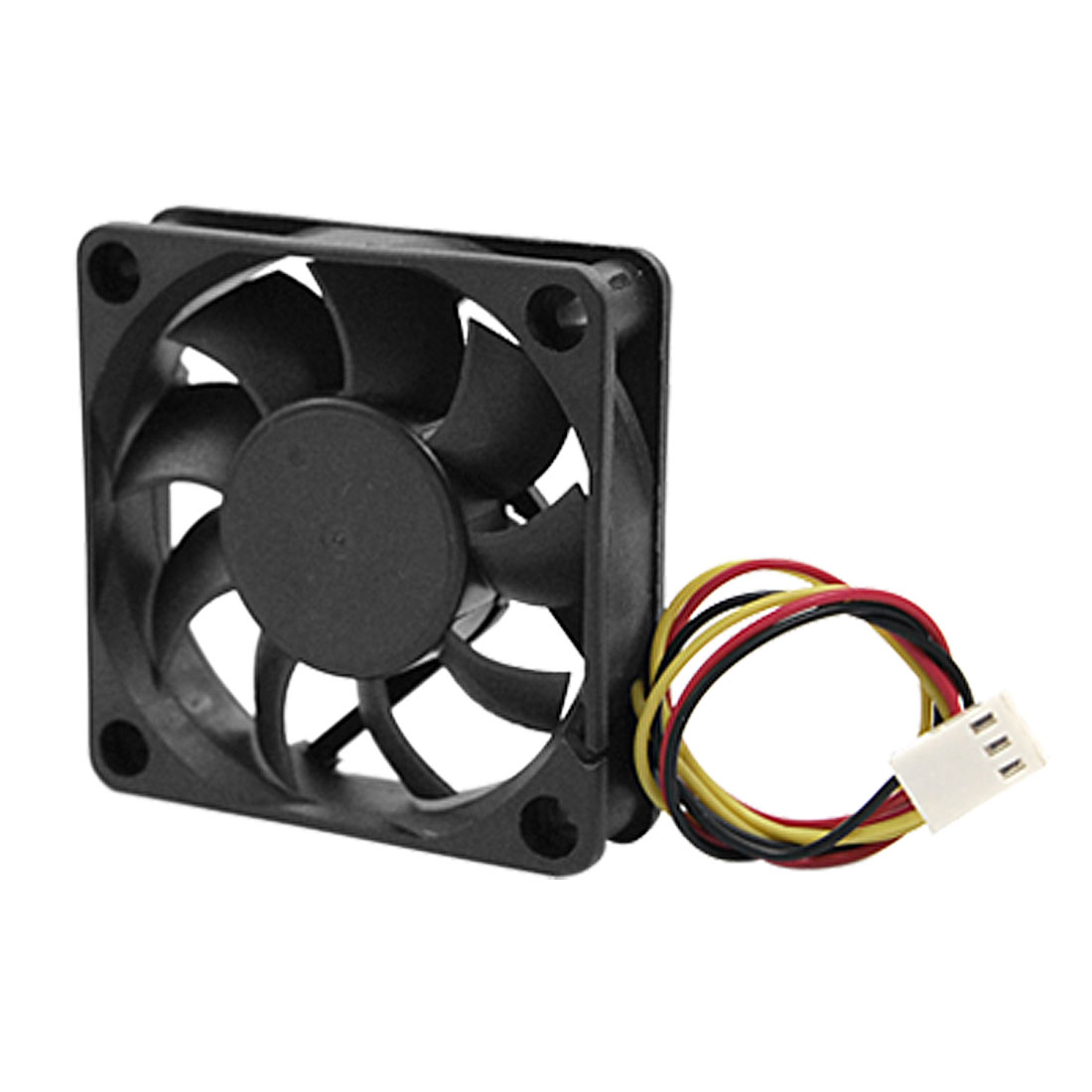 60mm x 15mm 6015 DC 12V 3 Terminals PC CPU Cooler Cooling Fan