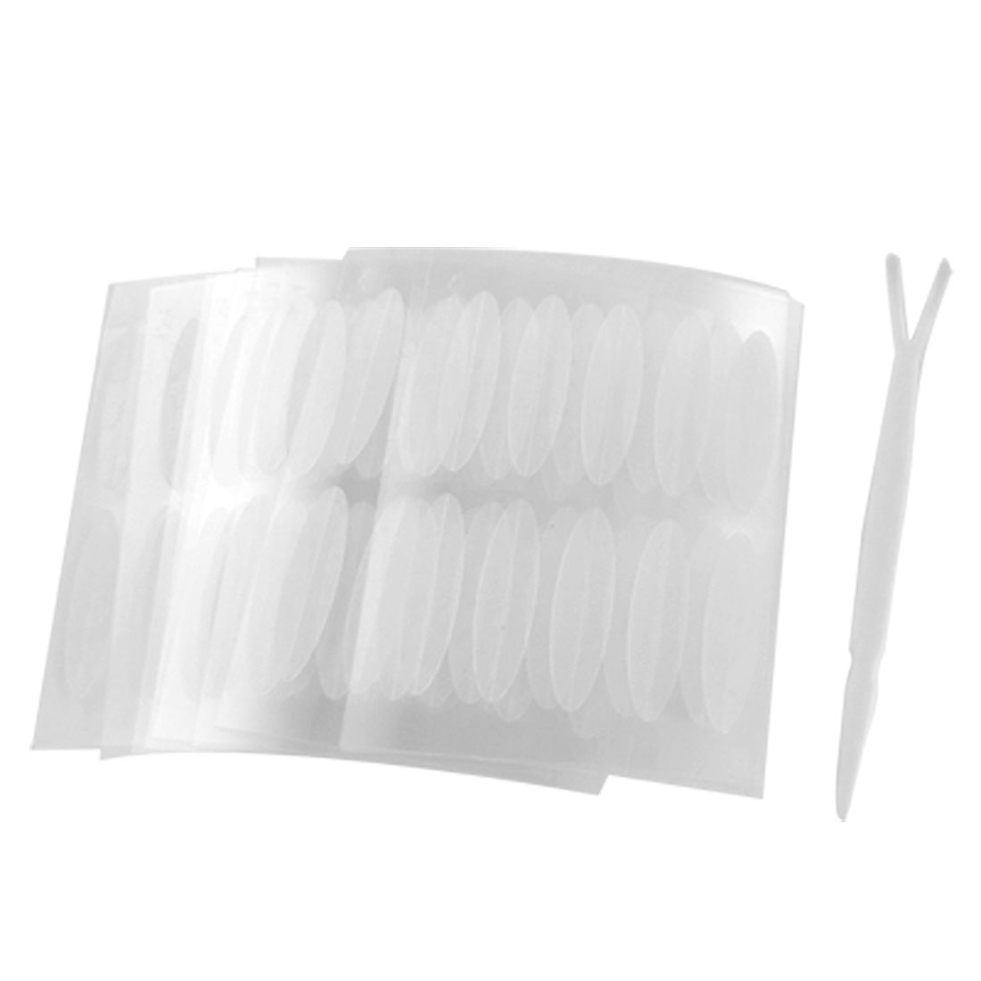 100 Pair Breathable Invisible Double Eyelid Sticker Tape