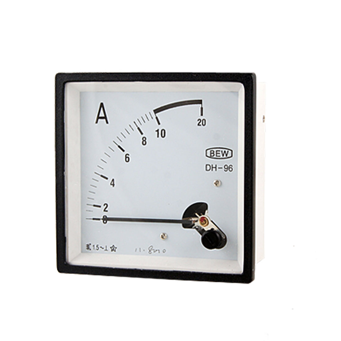 Class 1.5 Accuracy AC 0-10A Analog Current Panel Ampere Meter