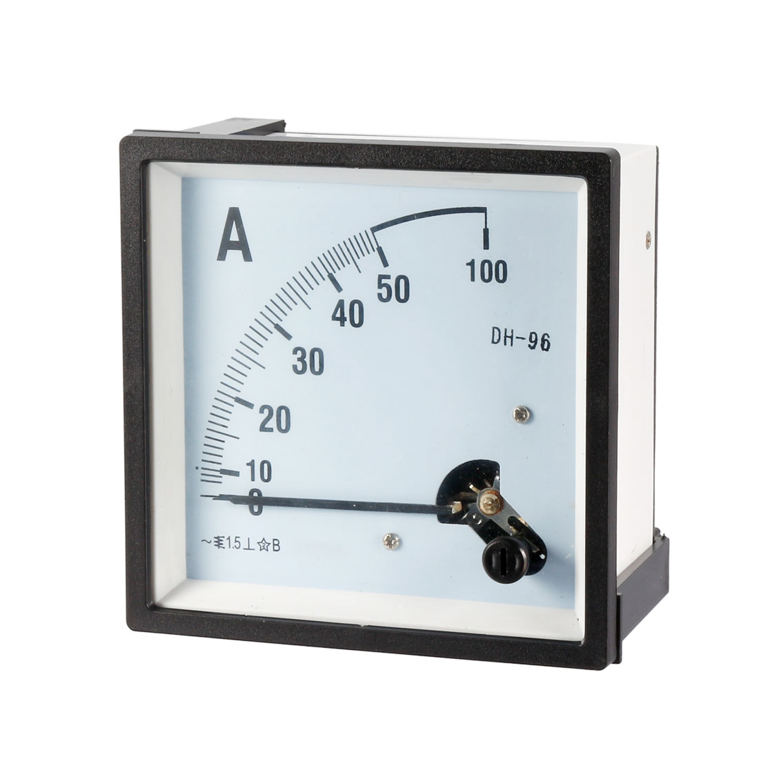Class 1.5 AC 50A Analog Current Ammeter Panel Ampere Meter