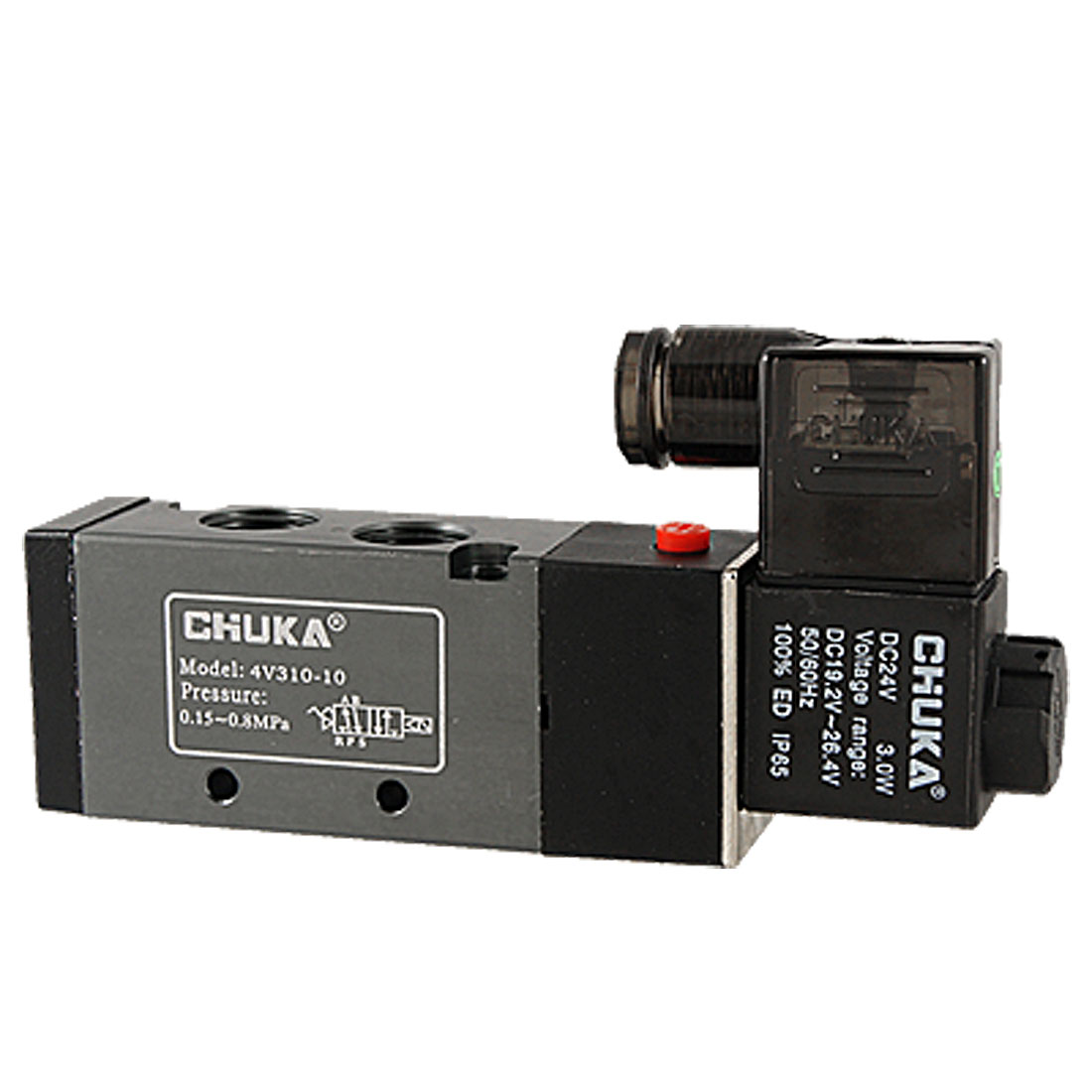 Five Ports Two Position Pneumatic Solenoid Valve 4V310-10