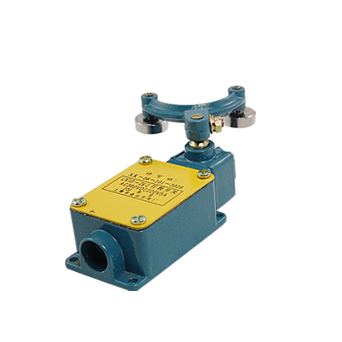 LX19-212 Momentary Double Rotary Roller Lever Arm Enclosed Limit Switch