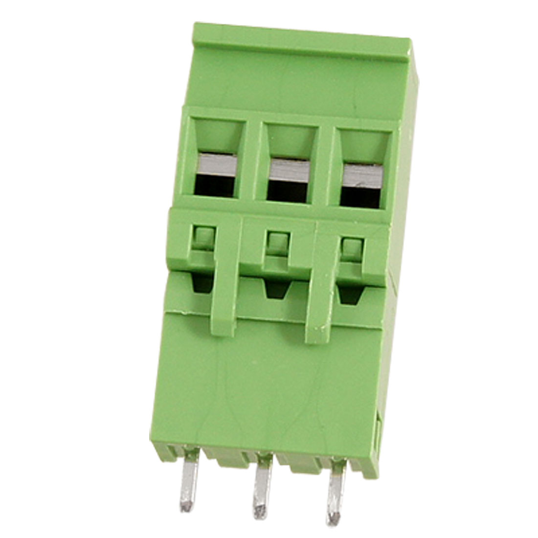 5 Pcs 3 Terminal 5.08mm Pitch Screw Terminal Block 15A 300V