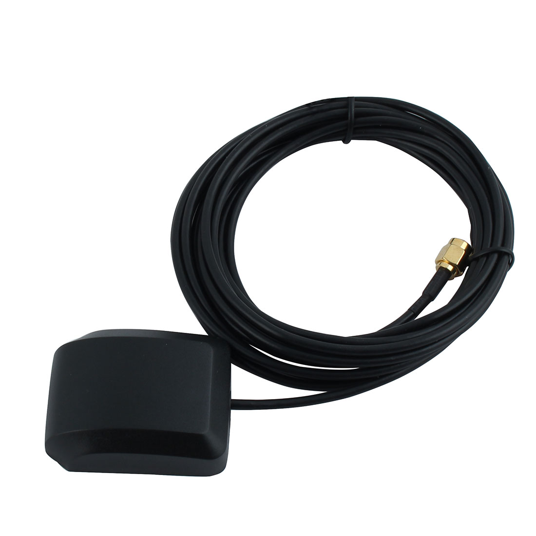 Household Office Cable SMA Male Straight GPS Navigation Antenna 3 Meters