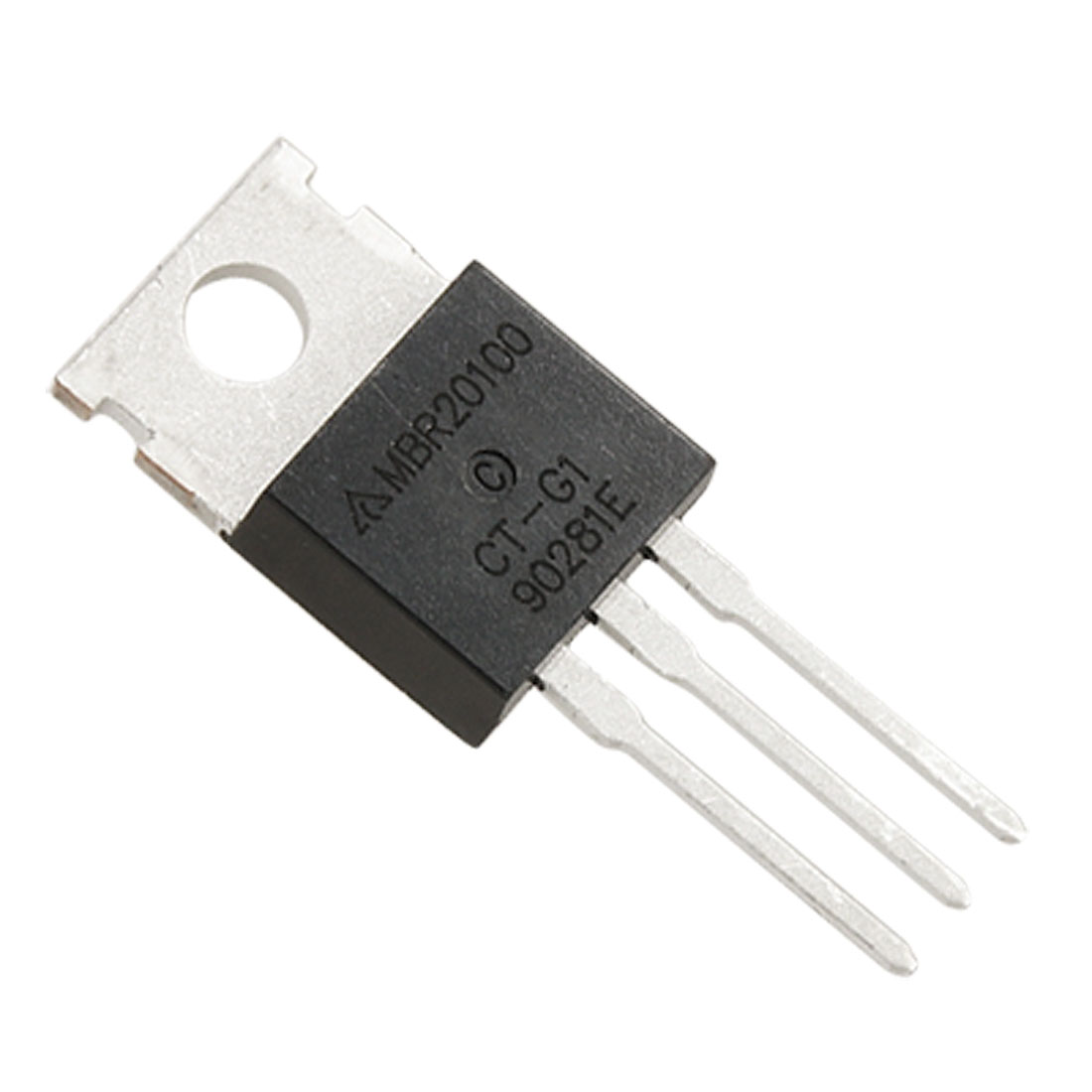 3 Pcs MBR20100CT Replacement Schottky Barrier Rectifier 20A 100V