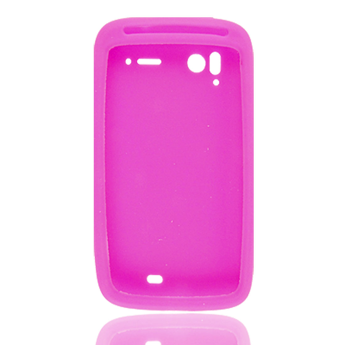 Amaranth Silicone Shield Cover for HTC Sensation Pyramid