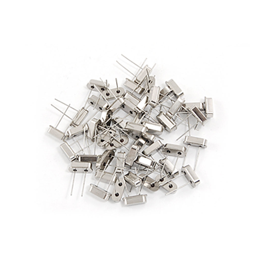 50 Pcs 3.579545MHz DIP Mount Type Quartz Crystal for PC