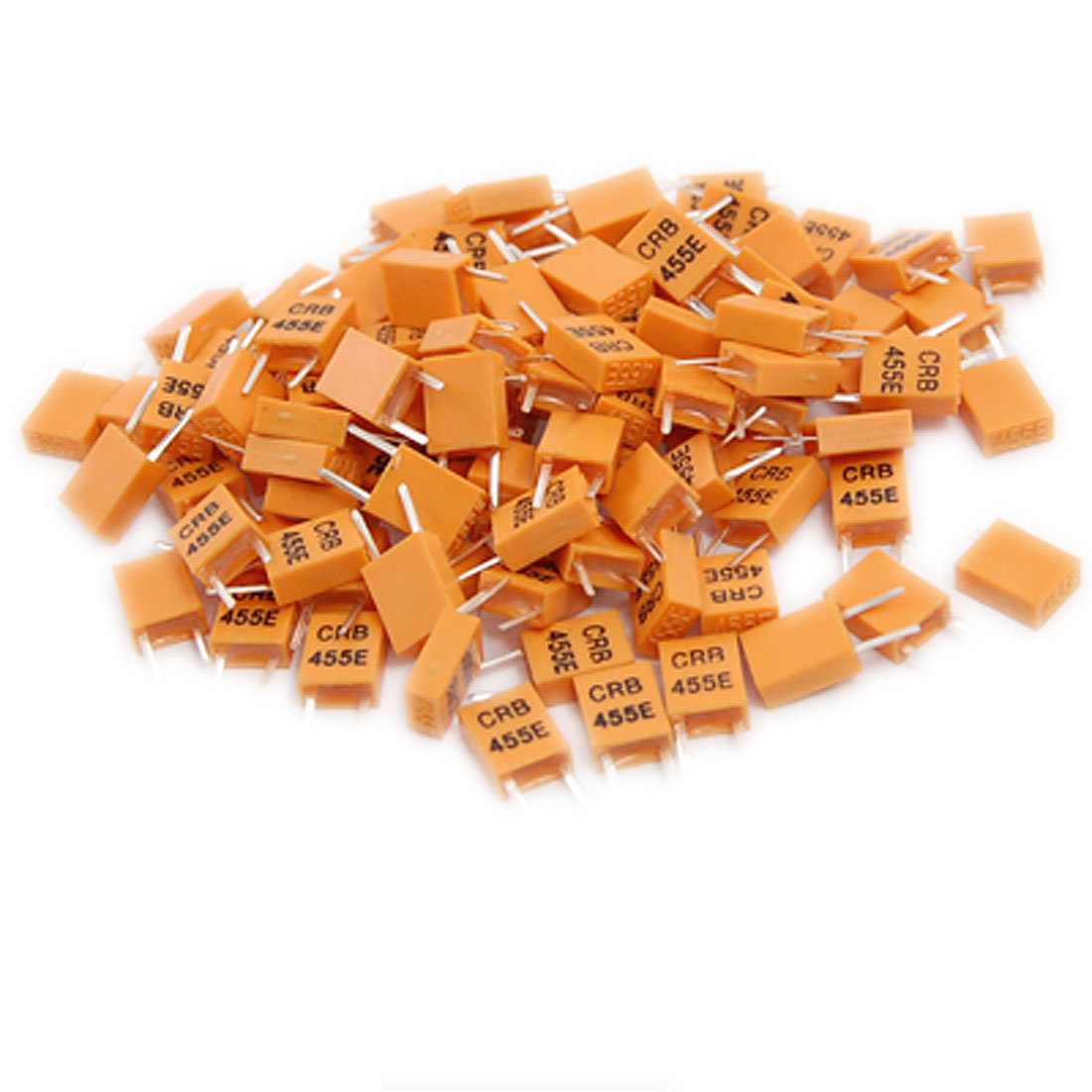 100 Pcs 5mm Pitch DIP CRB 455E Remote Control Ceramic Filter