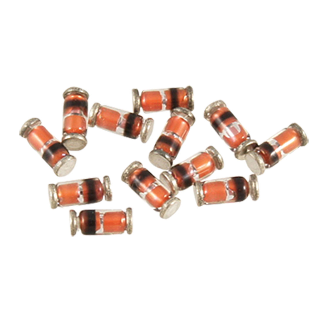 12 Pcs High Speed LL4148 Fast Switching SMD Diodes