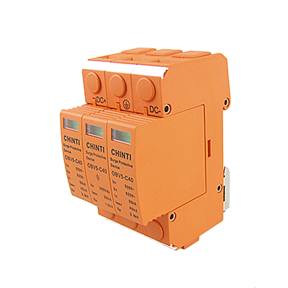 500V DC Solar System Photovoltaic Surge Protector Device