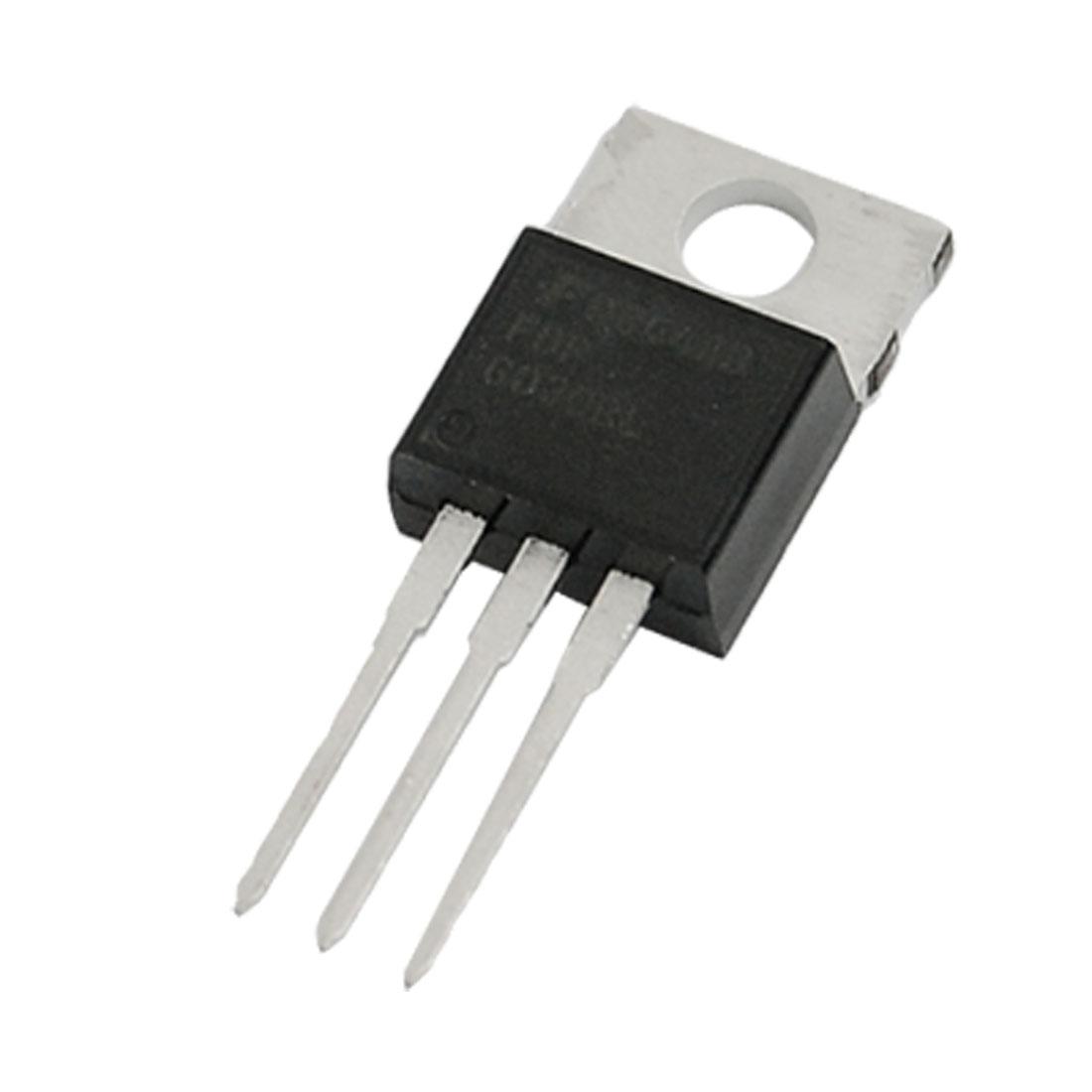 FQP6030BL 30V 60A 3 Pin Terminal Triode Transistor Switch