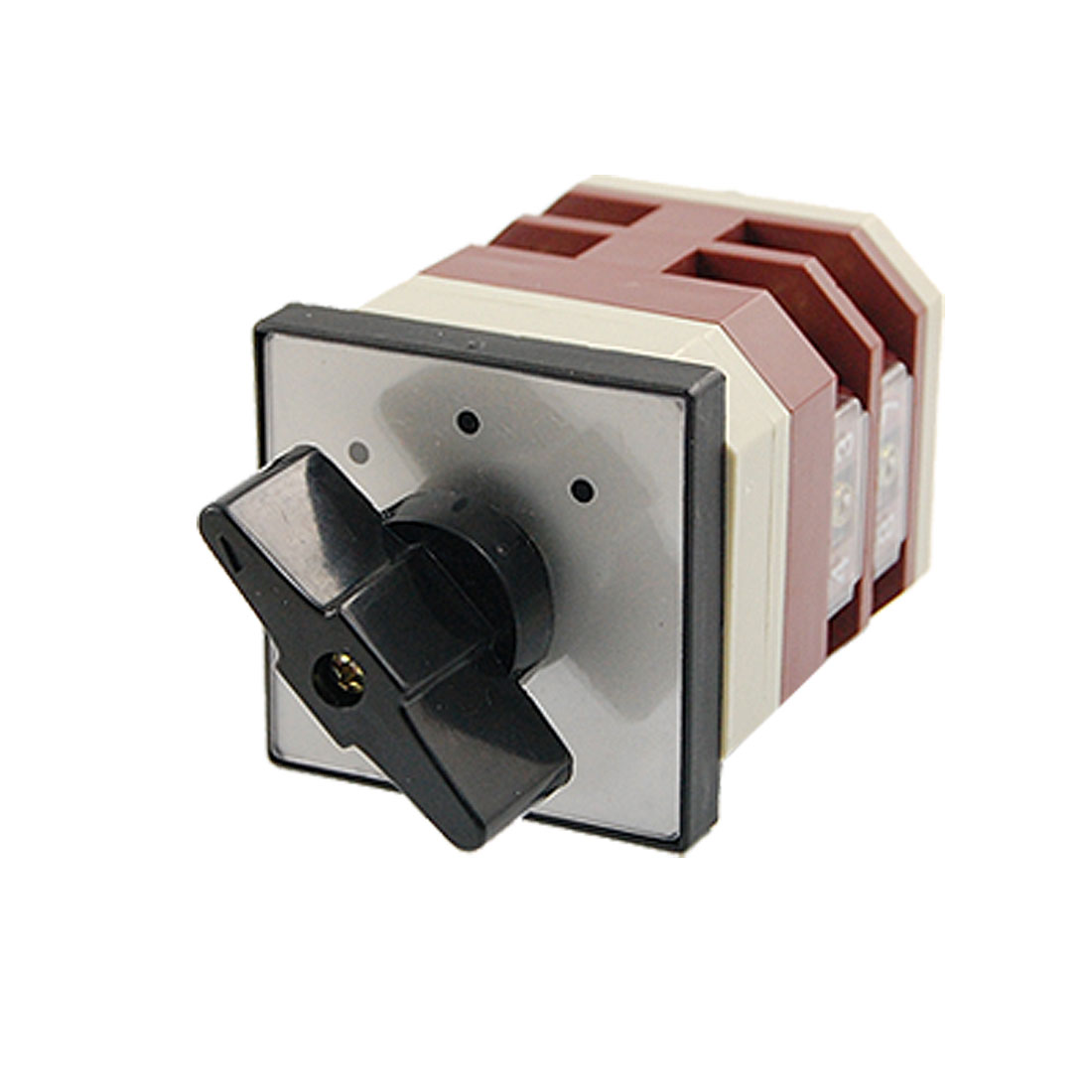 On-Off-On Position 8 Screw Terminals Universal Changeover Switch