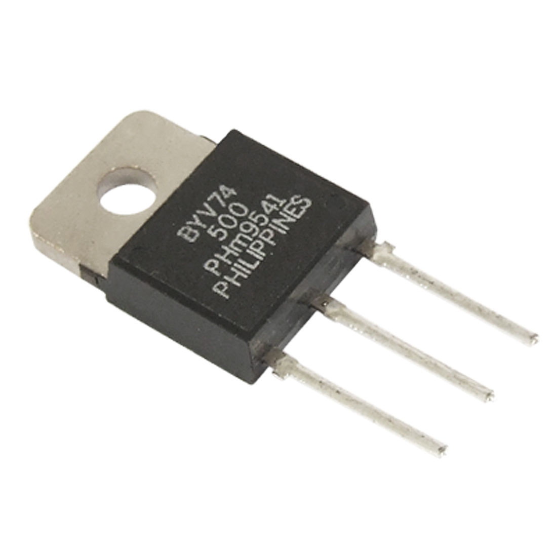Electronic Parts BYV74-500 3 Terminals 500V 30A Ultrafast Dual Rectifier Diode