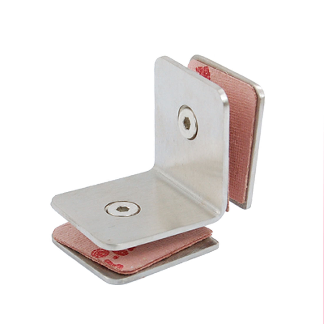 12mm Hole 90 Degree Metal Clip Holder for Glass Railing