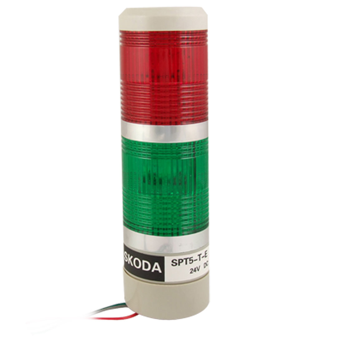Red Green R/G Industrial Stack Signal Lamp Safety Tower Alarm Light Blub
