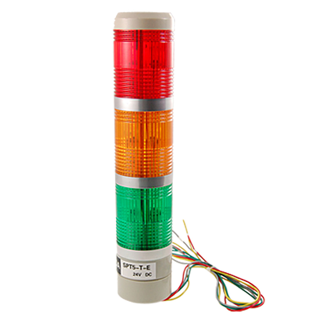DC 24V Industrial Tower Signal Saftey Red Green Yellow Alarm Light