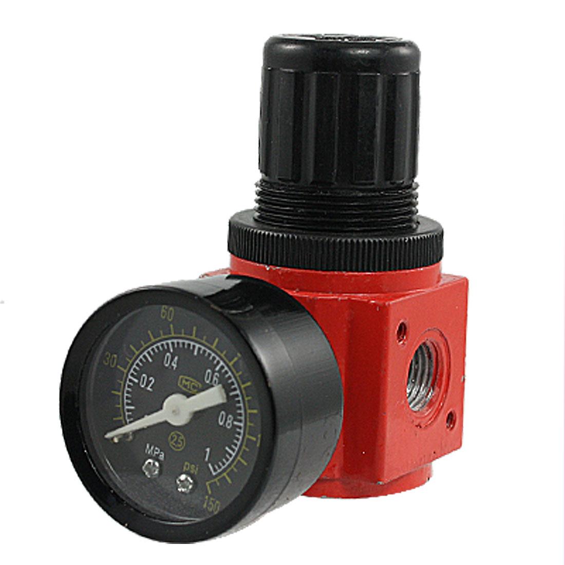 395 Series Air Source Treatment Gas Pneumatic Pressure Regulator