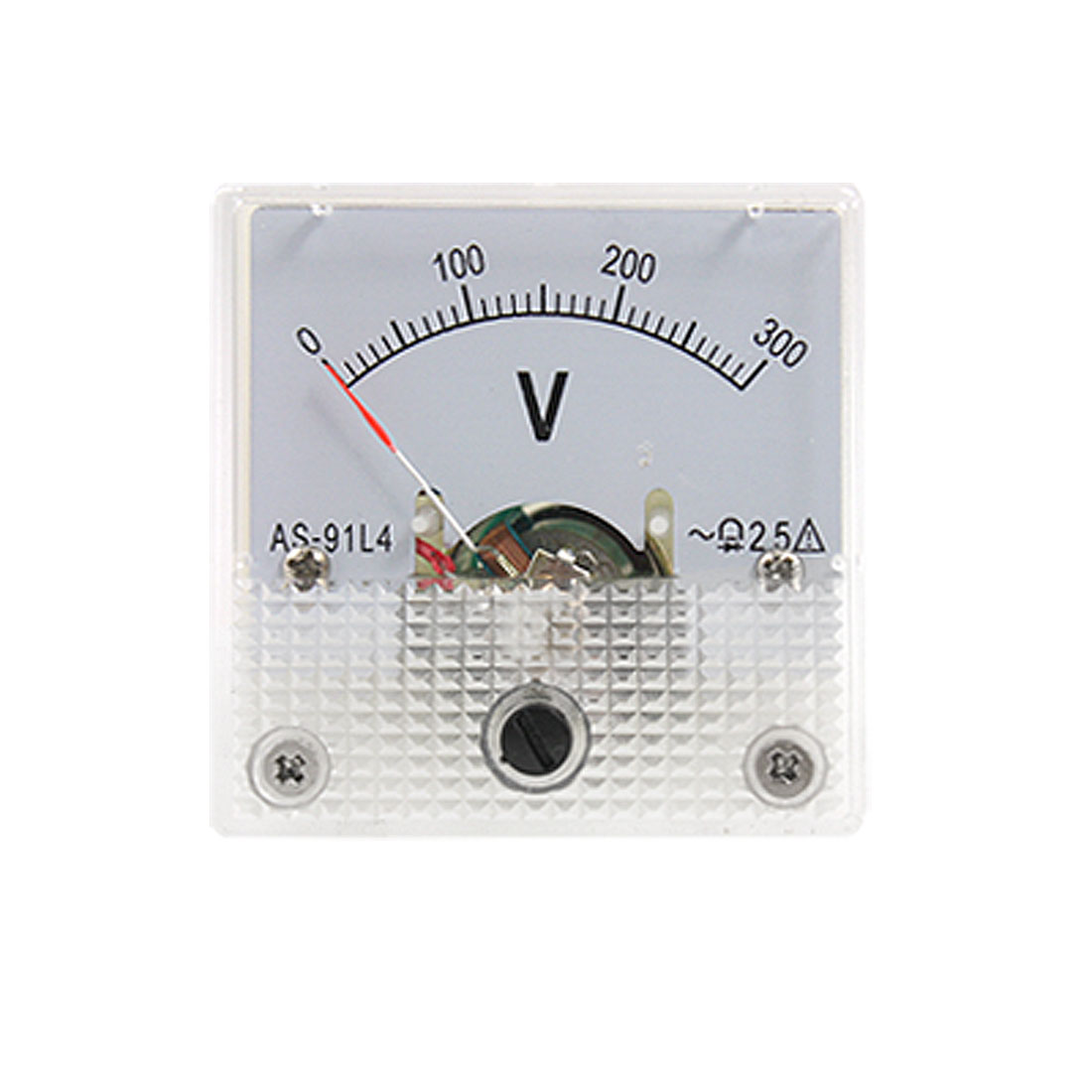 Class 2.5 Accuracy AC 0-300V Gauge Panel Voltage Meter AS-91L4