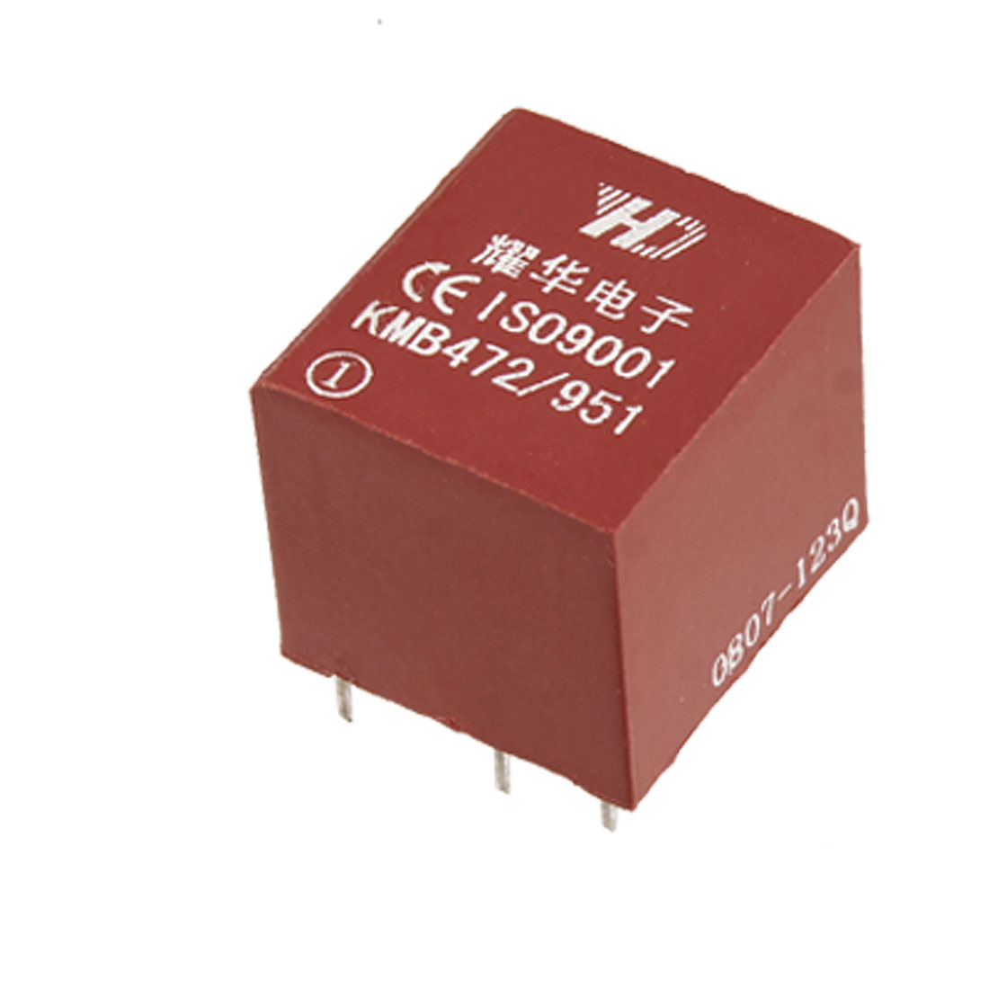 1-10KHz Frequency PCB Mount Thyristors Trigger Pulse Transformer KMB472/951