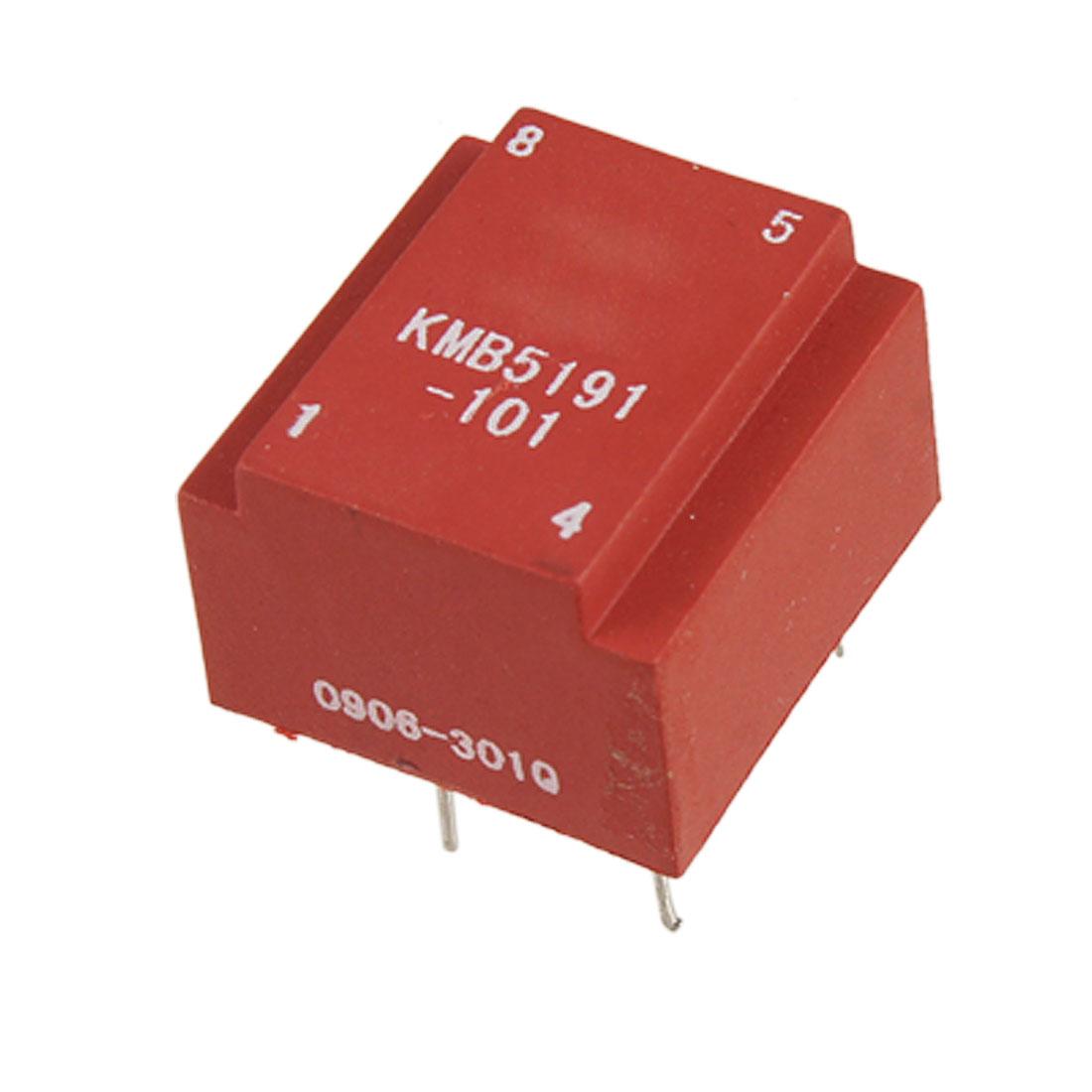 KMB5191-101 High Frequency Signal Isolation Encapsulated Thyristors Transformer 1VA
