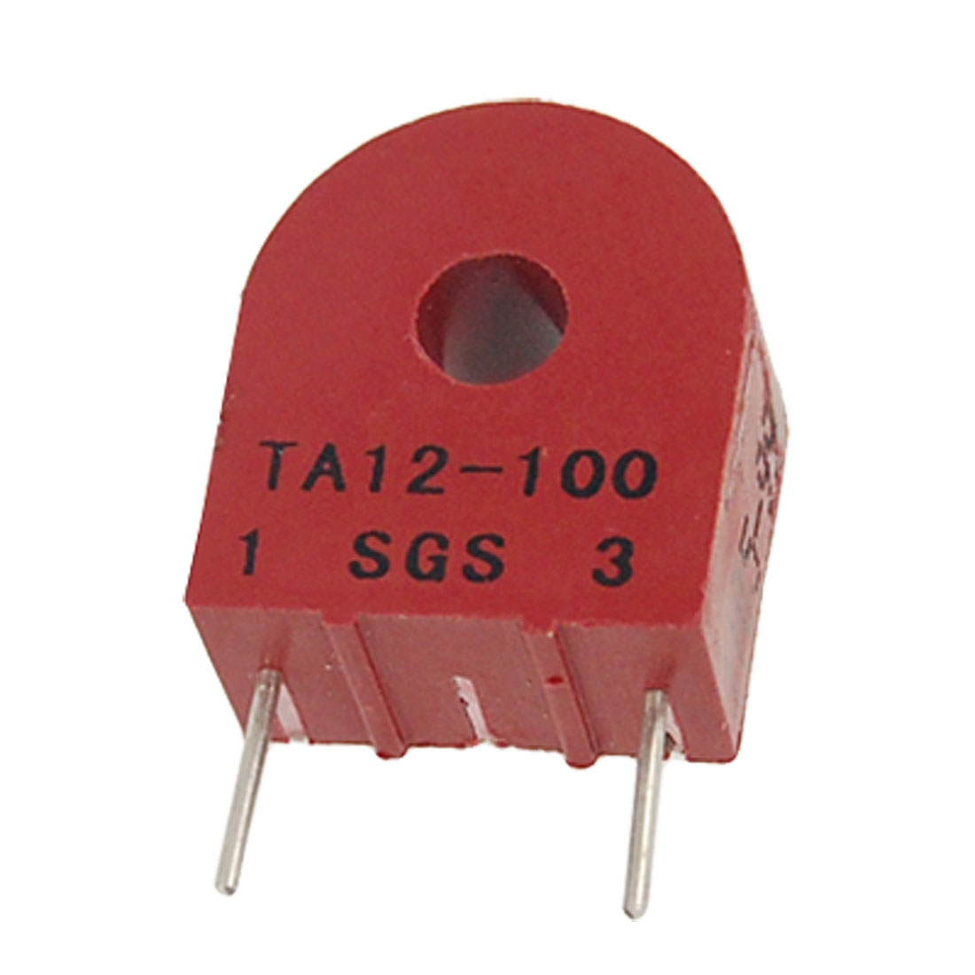 TA12-100 Epoxy Resin Embedding 0-5A Input Current Transformer
