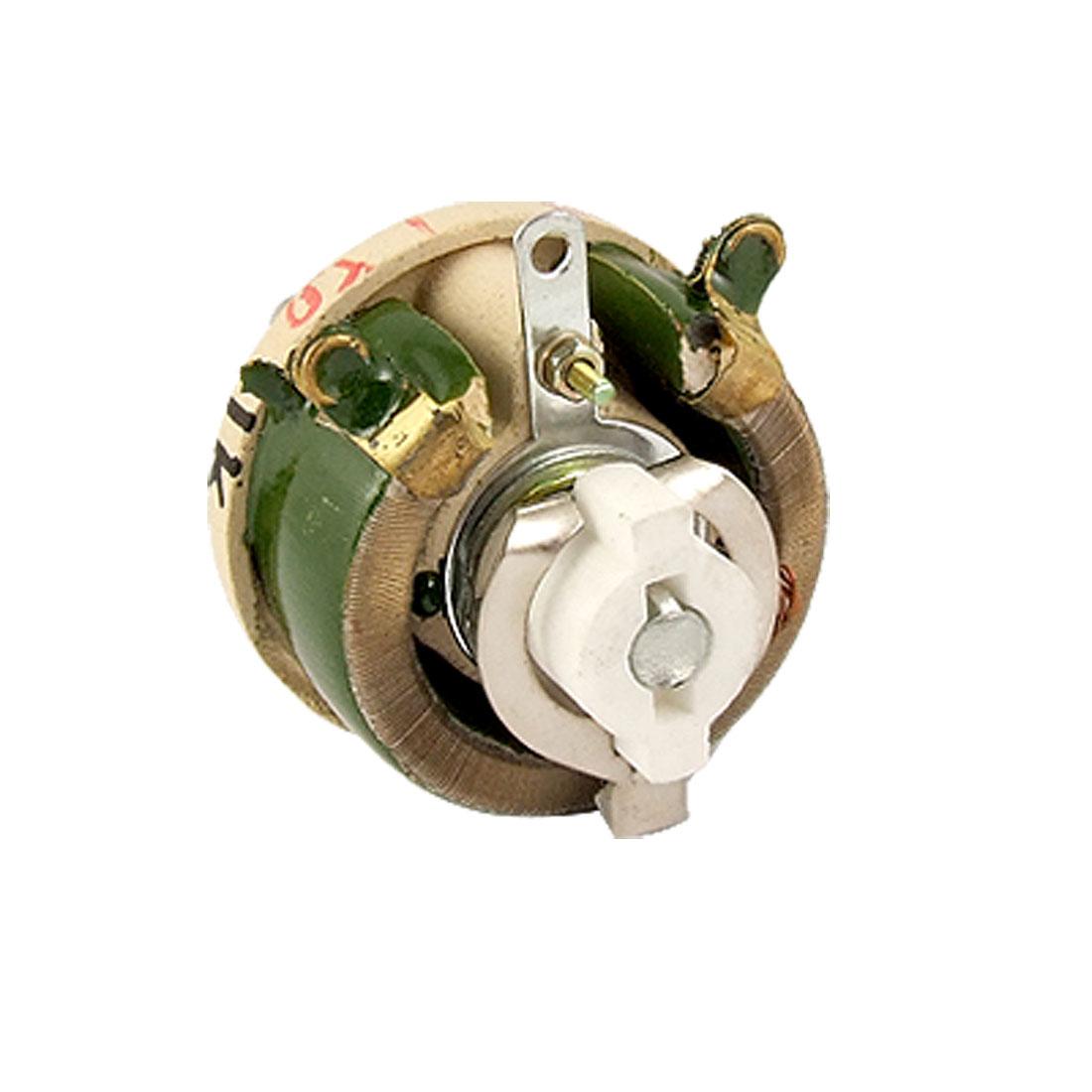25W 10 Ohm Ceramic Wirewound Variable Resistor Rheostat