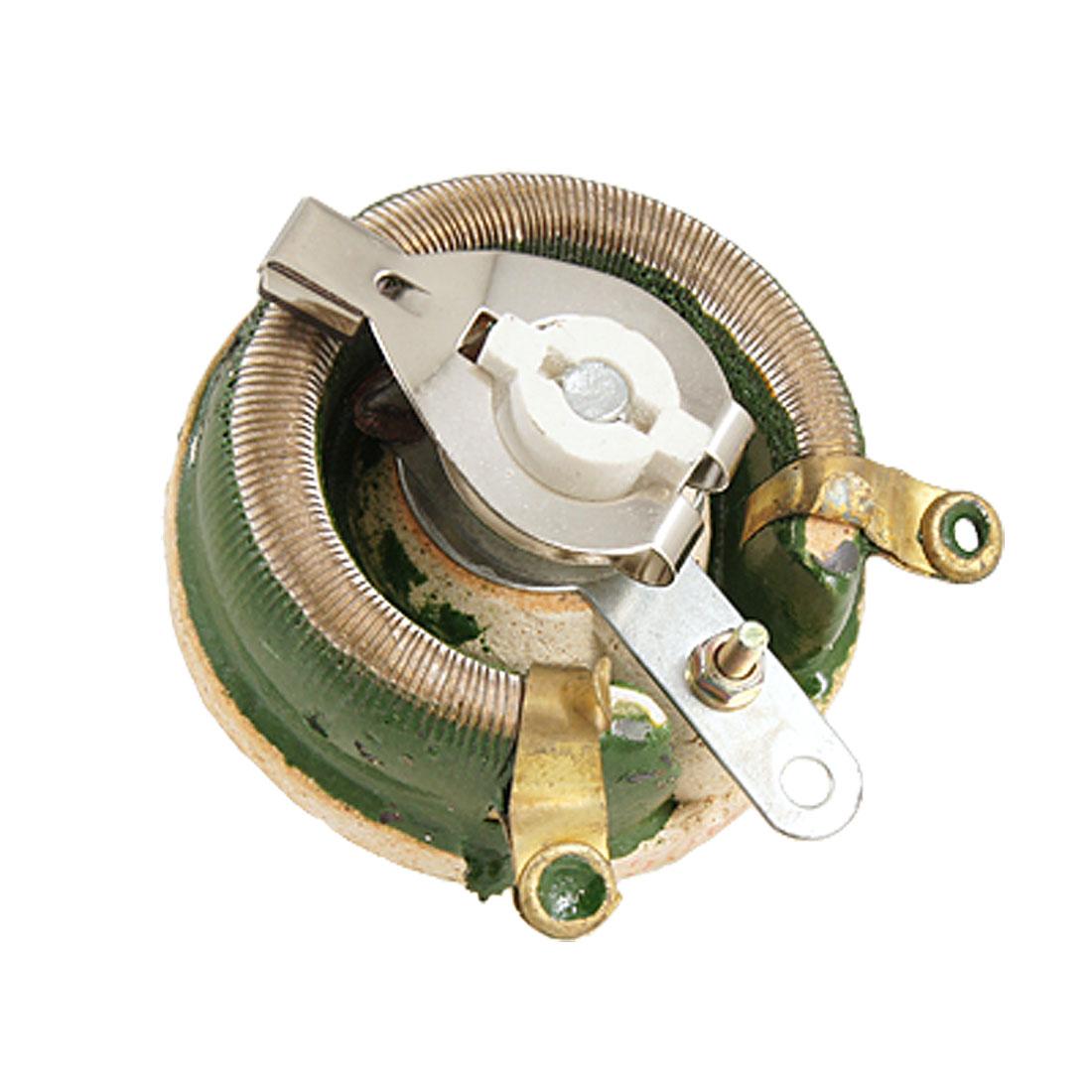 50 Watt 150 Ohm Ceramic Disk Variable Resistor Rheostat
