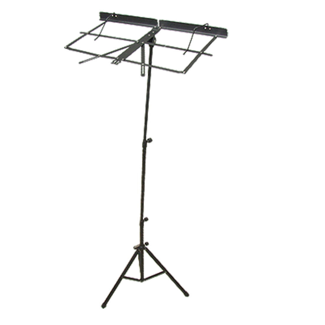 Foldable Musician Gear Adjustable Height Conductor Music Stand