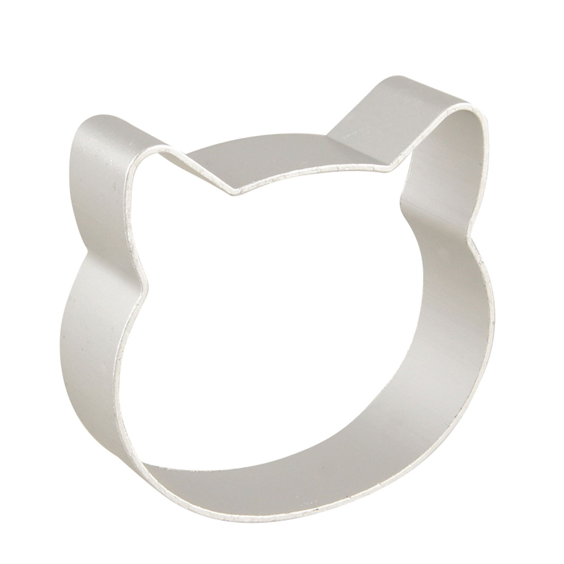 Kitchenware Cartoon Cat Head Design Cookie Biscuit Cutter Cake Mold