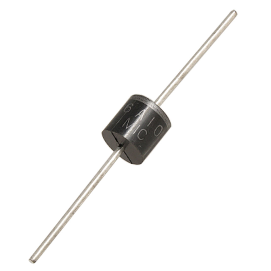 200 Pcs 6A 1000V Axial Lead Silicon Rectifier Diodes 6A10