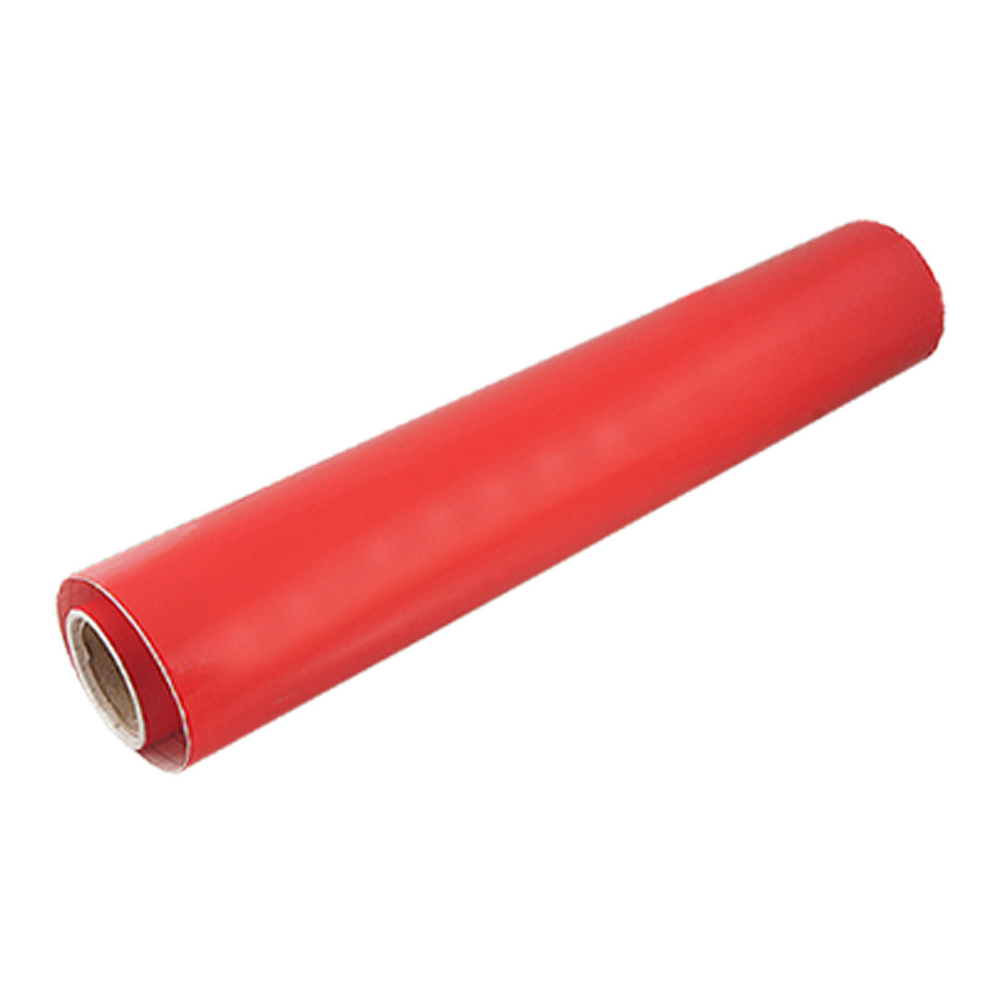 "17 3/4"" Width AD Sticker Red Adhesive Back Poster Paper Roll"