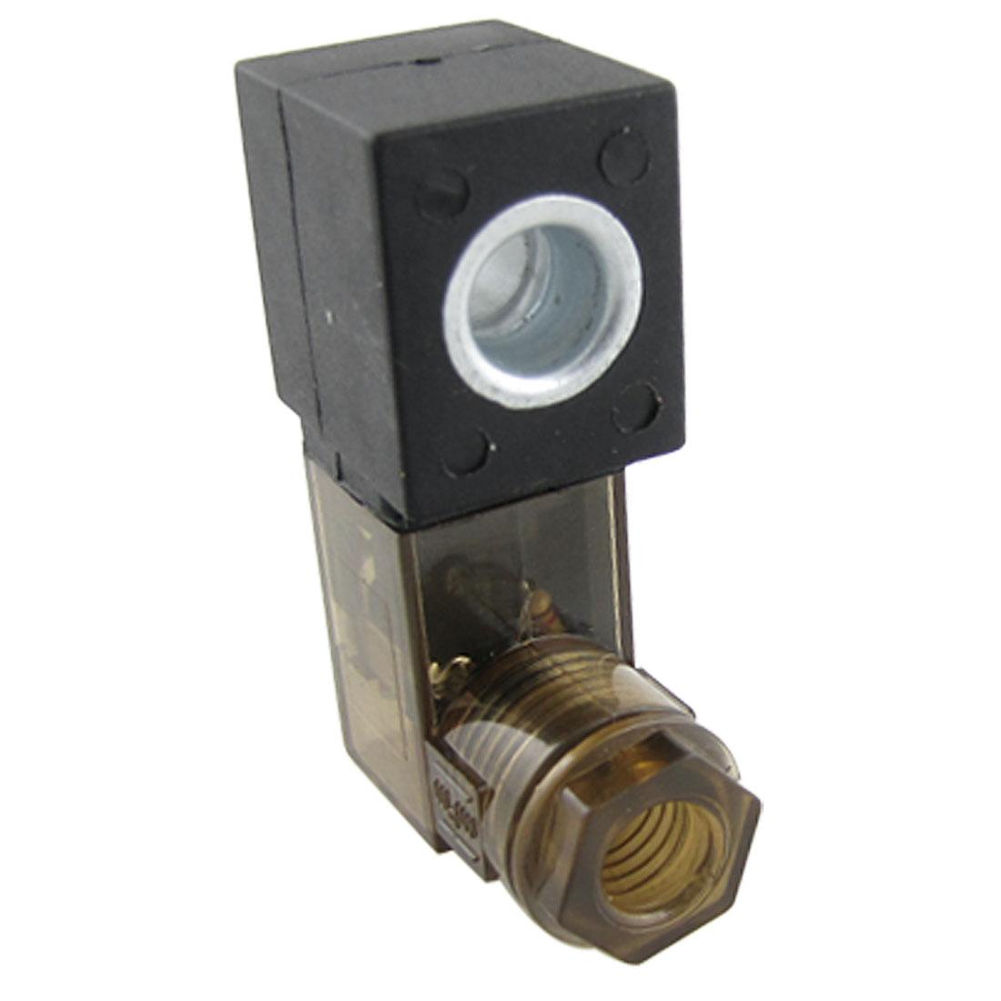 Current Flow Control Light Indator Magnetic Valve Coil AC 220V